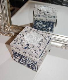 MonRoy / Darčeková otváracia krabička Scrapbooks, Decorative Boxes, Wedding, Home Decor, Valentines Day Weddings, Decoration Home, Room Decor, Scrapbooking, Weddings