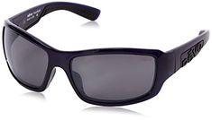 dc3b556226 Revo Straightshot RE 1005 05 GY Polarized Wrap Sunglasses Crystal Navy 64  mm  gt  gt