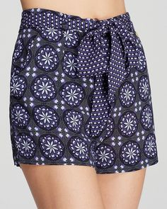 Pin for Later: 31 Cover-Ups So Flattering, You Might Not Want to Take Them Off  OndadeMar Mosaic Shorts Cover Up ($138)