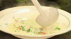 – Fiskesuppe smakar godt både til kvardag og fest. Good Food, Snacks, Dinner, Ethnic Recipes, Dining, Appetizers, Food Dinners, Healthy Food, Treats