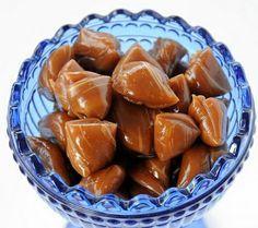 Karamell bonbon