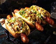 Das Rezept für Hot-Curry-Dogs und weitere kostenlose Rezepte auf LECKER.de