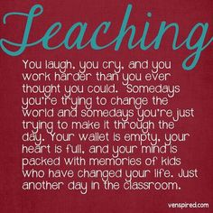 38 Best Inspirational Words For Teachers Images Educational Quotes