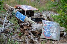 abandoned chevy impala - Google Search