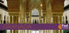 FREE TOURS - SEVILLE AND GRANADA Spain Honeymoon, Seville, Granada, Taj Mahal, Tours, Building, Travel, Free, Paths