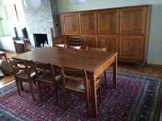 kast ontwerp Jos de Mey voor meubelfabriek Vandenberghe - Pauvers uit Gent