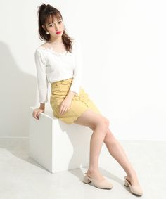 Nice Claup Waist Skirt, High Waisted Skirt, Mini Skirts, Nice, Inspiration, Fashion, Biblical Inspiration, Moda, High Waist Skirt