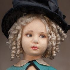 Rare Lenci doll...darling!