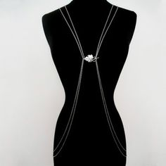 I don't know why I want to wear jewelry under my clothes, but this is too damn cool to not pin.