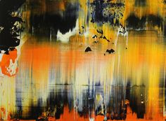"Saatchi Art Artist: Harry Moody; Oil 2013 Painting ""art sketch # 10 """