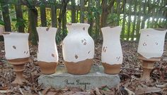 """Hometalk :: Transform Cast Off Glass Containers & Vases Into Tuscan """"Heirlooms"""""""