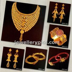 PC chandra jewellers Wedding jewellery Catalogue -1 - Latest Jewellery Designs