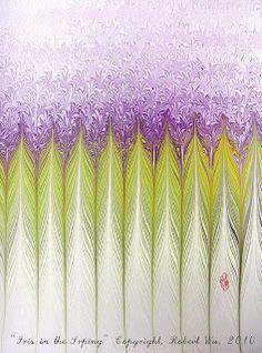 Marbling Art by Robert Wu