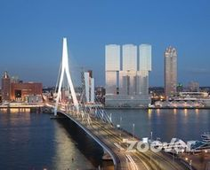 nhow Rotterdam**** - 8,2 op Zoover - accessible room with adapted bathroom http://www.accessibletravelnl.com/travel/City-trip-Rotterdam