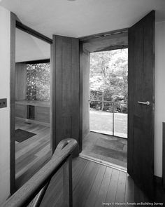 Esherick House, Chestnut Hill, Philadelphia PA (1959-61) | Louis Kahn