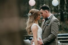 Ellen & Josh's Romantic Woodland Barn Wedding Woodland Wedding Venues, Mix Match Bridesmaids, Festival Wedding, Father Of The Bride, Boho Bride, Outdoor Ceremony, Wedding Inspiration, Wedding Photography, Romantic
