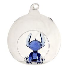 Stitch will be the star of your Christmas tree with this stunning Arribas Brothers glass decoration! The elegant, open-globe design features a built-in hook and houses a delicate glass Stitch figure. Disney Christmas Ornaments, Christmas Items, Christmas Shopping, Christmas And New Year, Christmas Bulbs, Christmas Decorations, Disney Vacation Club, Disney Cruise Line, Disney Vacations