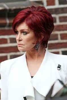 Sharon Osbourne Looks - StyleBistro