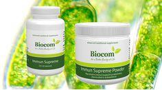 Biocom alga Spirulina, Supreme, Coconut Oil, Jar, Food, Seaweed, Essen, Meals, Yemek