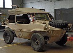 Schwimmwagen 1944 typ 166 mis en vente en Novembre 2007 adjugé à 68000€