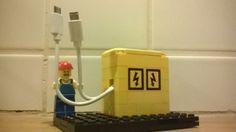 Sam's Lego Oplader
