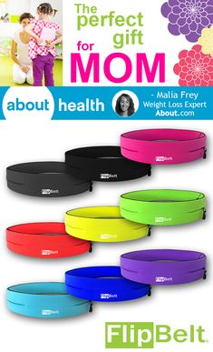 The perfect gift for Mother's Day! FlipBelt fits all phones! Buy today with free shipping! Go hands free for any activity! Fits Credit Card, Keys, Gels, Medical, iPod, etc... No Bounce! Machine wash! Move your phone to any location on your waist for different activities and exercises. Use 10% off code: PIN10 until 5/10/2015. Click the image to shop now.