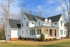 Exclusive Classic and Stylish Farmhouse Plan - 500043VV thumb - 02