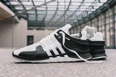 This Black & White adidas EQT Support ADV 91-16 is Ultra Limited - EU Kicks: Sneaker Magazine