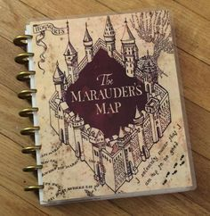 Happy Planner Create 365 Harry Potter by SmallBoxofTreasures