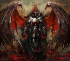 demon lord by chevsy