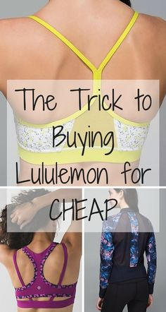 On a budget, but want to look on point? Shop top brands, like Lululemon, at up to 70% off. Click to download the free Poshmark app and start saving today. As featured in Cosmopolitan, The New York Times, and Good Morning America.