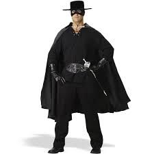 Zorro Fancy Dress Outfit Costume Set Age 4 yrs includes Hat Mask Cape /& Sword