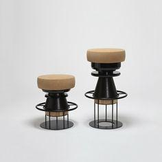 Tabouret design TEMBO - LA CHANCE