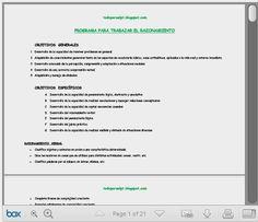 Todo para el PT: Programa de Intervención del Razonamiento