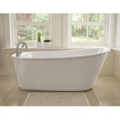 bain autoportant fibre de verre patrick morin - 100 Cm Plan Vasque