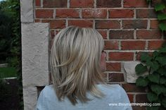 layers for your hair and this is the blog that has great tutorials for hair styling.