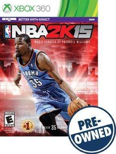 NBA 2K15 - PRE-Owned - Xbox 360