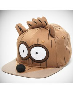 The Regular Show Rigby Snapback Hat Regular Show Toys, Chocolate Lab Puppies, Puppy Face, Cool Hats, Snapback Hats, Cartoon Network, Favorite Tv Shows, Cool Outfits, Cartoons