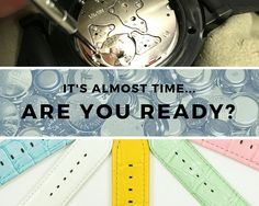 School is starting, is your watch ready? We can upgrade your strap/band and replace your battery in no time! #Watches #Doylestown #Backtoschool