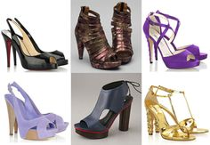 Top 5 Shoe Fashion Trends this spring