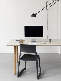 Node table series by Loof #officedecor #officeideas