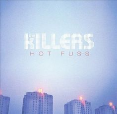 Hot Fuss (The Killers album - cover art). The Killers, Mr Brightside, Brandon Flowers, Robert Smith, Music Album Covers, Music Albums, Best Album Covers, Rock Roll, Lp Vinyl
