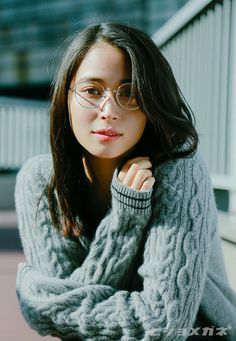 [Photoshoot] Alice Hirose for Digimono Station Mag - Celebrity Photos - OneHallyu Japanese Beauty, Japanese Girl, India Beauty, Asian Beauty, Girls With Glasses, Japanese Models, Character Costumes, Asia Girl, Womens Glasses