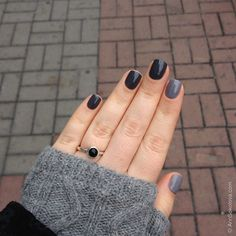 Gelish — Fashionably Slate + Let's Hit The Bunny Slopes