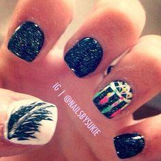 acrylic nails dream catcher - Google Search