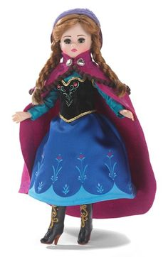 MADAME ALEXANDER 'Disney's Frozen - Anna' Collectible Doll (10 inch) available at #Nordstrom