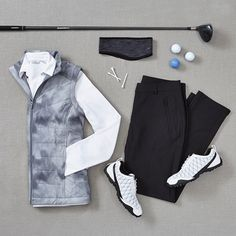Fall golf is all about the layers. | Golf Galaxy