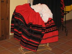 Hello all, Today I will talk about one of the costumes of Castile, the heart of Spain and center of the Castillian language, wh...