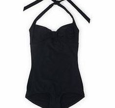 Boden Vintage Boyleg Swimsuit, Black,Sailor Blue,Lotus For the more bashful bather, this swimsuit is the perfect combination of glamour and discretion, with low-cut legs, clever control panelling and a flattering halter top. http://www.comparestoreprices.co.uk/swimsuits/boden-vintage-boyleg-swimsuit-black-sailor-blue-lotus.asp