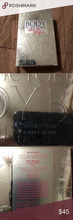 Victoria's Secret, Body by Victoria Eau De Parfum Body by Victoria 1.7 oz perfume, NWT Victoria's Secret Other
